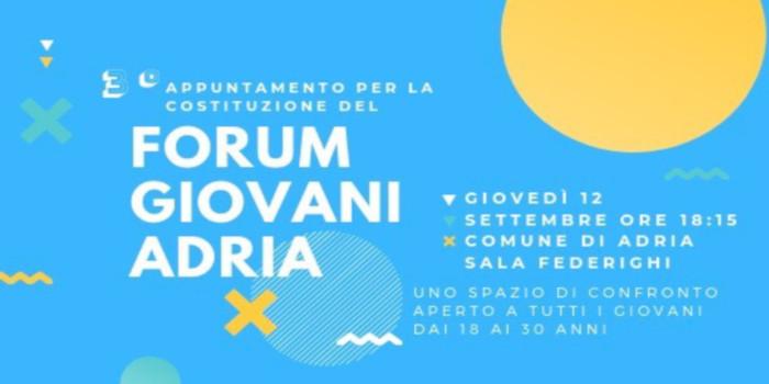 Forum Giovani Adria