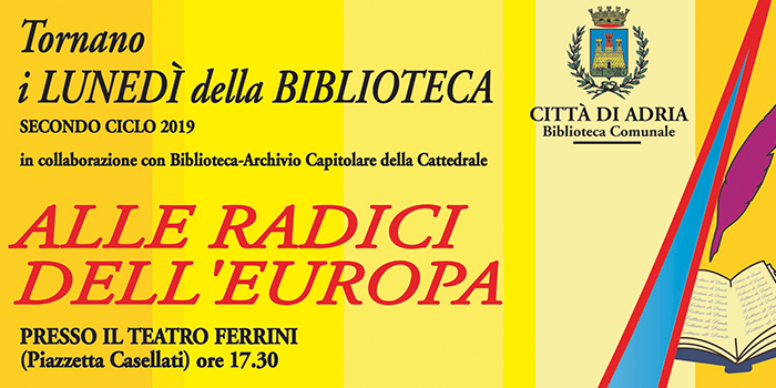 Lunedi Biblioteca