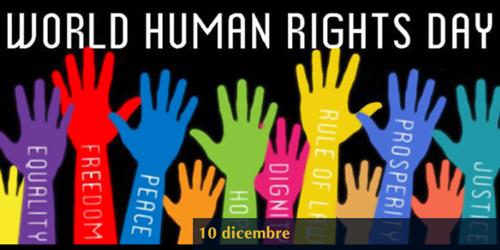 Giornata Internazionale Diritti Umani